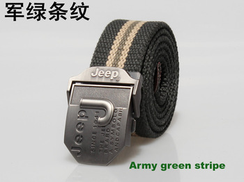 2014 Freeshipping Rushed Sale Real Cinto Masculino Belts for Men's Canvas Thickening Outdoor Belt Leather Have 110cm And 120cm