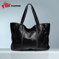 Brand Newest 2014 Designer Fashion Handbag Genuine Soft Leather Shoulder Bags Women Tote Large Shopping Bag NO243 Free shipping