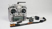 FrSky 2.4GHz ACCST TARANIS X9D PLUS Digital Telemetry Transmitter Radio System Set Receiver X8R Battery Neck strap Power adapter