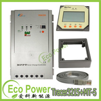 12/ 24V Auto 30A MPPT Solar Charge Controller with remote mete MT-5