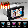 For Volkswagen passat B6/B7/CC  jetta Car DVD Player in dash 7inch built-in GPS Navigation with TV Bluetooth 8613