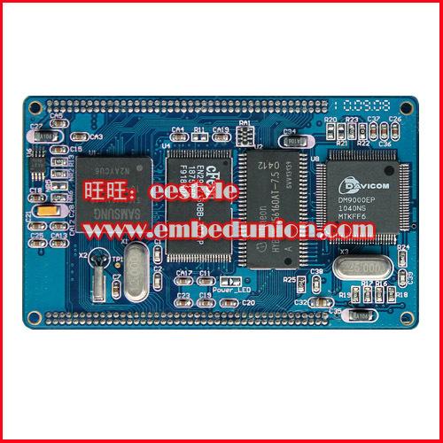 S3c2440 core board arm9 core board 2440 arm9 development board mini core board MINGZO(China (Mainland))