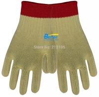 Aramid Fiber Anti Cut Resistant Work Gloves