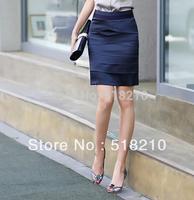 New Autumn Winter Spring Fashion Slim Women Career Skirt Formal Skirts Office Ladies Work Wear Plus Size XXXL Free Shipping
