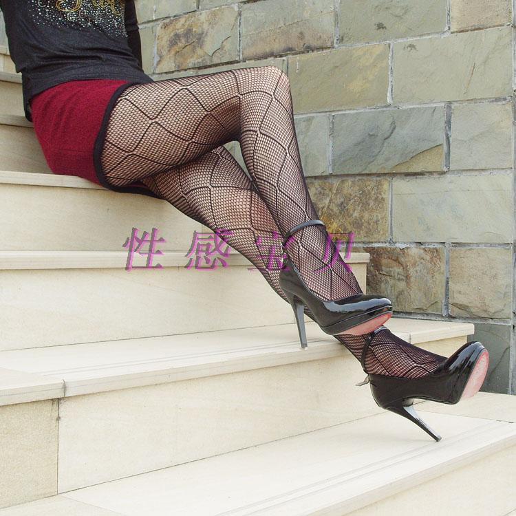 Женские эротические чулки 9520 женские эротические чулки fenbao 8001