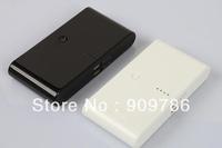 50pcs/lot hot selling good quality 20000mAh Power Bank Phone charger free shipping
