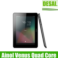 Ainol Quad core Tablet pc 7inch  Novo 7 Crystal / Venus  ATM7029 Android 4.1  1.5Ghz IPS Screen 1GB /8GB  mutil-lanauage