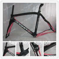 New! 1K carbon fiber 2013 model Asymmetrical & di2 available Dogma 65.1 think2 855 matte Carbon Bicycle Frame