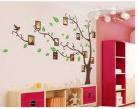 family tree photo frame home decoration wall art vinyl stickers furniture bathroom decor mirror wall paper diy vinyl wall art