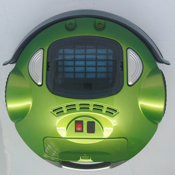 (Free shipping) Robot vacuum cleaner with function Auto-cleaning and mop includ.Hot sell in Europe/ Popular model