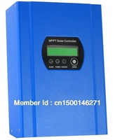 Professional solar power sstem controller, MPPT 40A 12/24/48V auto work, 30% higher efficiency, for home solar system