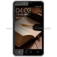 Daxian D9220 Android 4 1G cpu smart phone 5.3 inch capacitive screen 800w camera