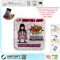 Wholesale - 20pcs/lot Powerful Silica Gel Magic Sticky Pad Anti-Slip Non Slip Mat for Car dvr GPS,Free Shipping
