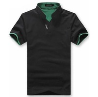 Men's Lycra Cotton Multi-color Polo Shirt/ Short Sleeve Plain Polo tee shirts/ Men's Polo Shirts