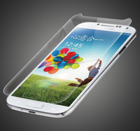 Super Clear Samsung Galaxy S4 Screen Protector, Wear-resistant Samsung Galaxy I9500 Screen Protector, Imported PET Material