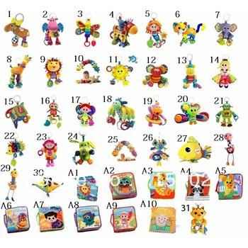 Dropship Retail Lamaze Toys (41 Styles to Choose) Baby toy lamaze musical plush Animals toys early development toy Free Shipping