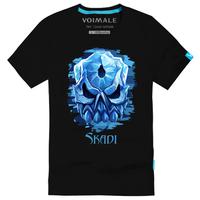 Мужская футболка Magic city 3D , o ,  JS0011 /xxxl JS00011