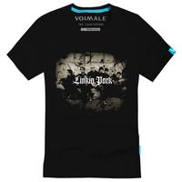 Magic linkin park band fashion 100% cotton short-sleeve T-shirt $13.55  Free shipping
