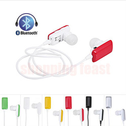 Universal S301 Stereo Bluetooth Earphone Headset Headphone Earbuds For Apple iPhone SamSung HTC Nokia(China (Mainland))
