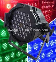 36pcsx3w DMX512 controlled par led light LTD-par36