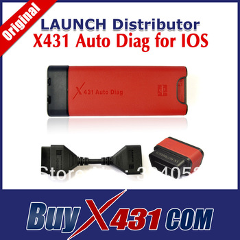 [LAUNCH Distributor]Launch X431 IDIAG Auto Diag Scanner Diagnostic Tool for IPhone IPad Official Website Update + Free Shipping