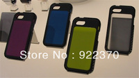 High quality SEISMIK Suspension Frame Drop proof back Case for iphone 5 5g ,1pcs+retail  box free shipping