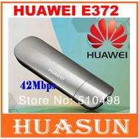 Free shipping original unlocked Huawei E372 42Mbps 3G/4G USB wireless modem dongle