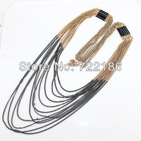 Fashion hot sale  long tassel fashion body chains necklace