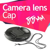 Brand New 55mm lens cap for Canon Eos 7D 500D 50D 40D 1D 450D kit