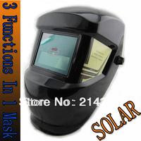 Solar auto darkening welding helmet/welding mask/welder goggles/eye glass/shading goggles for the TIG MMA MIG welding machine