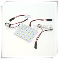 special offer 4pcs 36 smd 3528 led white panel interior reading auto bulbs lamp light 12V