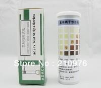 LH-S32  mercury (Hg) Test Paper, 100pcs/bottle, 1 lot = 1 bottle