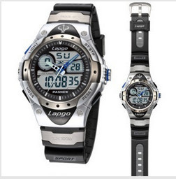 Hot Cool 100m Waterproof Men Diving watches Famouse Brand New Water Resistant Sports Digital Led Watch 1pcs