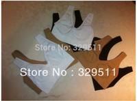 Hotsale 300pcs/lot  Ahh Bra Seamless Bra As Seen On TV With Colourful Box Rhonda Shear Ahh Bra Leisure Yoga Bra  Free shipping