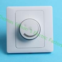 200W led light Dimmer switch POWER 15-200W, 220V led bulbs dimmer switch dimmer switch adjusting brightnes switch