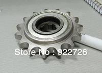 15  16 Teeth 428 Chain Glide wheel sprocket for 90-110cc Motorcycle speed modification pinion fuel economizer flywheel gear