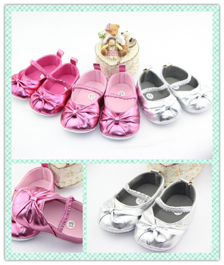 Butterfly baby shoes Wholesale fashion summer kids shoes white toddler infant shoes Free Shipping soft sole First Walkers #BS024(China (Mainland))