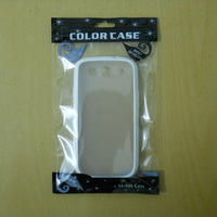 Cell Phone Case Plastic Retail Packaging Package Poly Bag FOR Case for iPhone 6 Plus 6 5S 5 4 Samsung Galaxy S3 S4 S5 Note 2 3