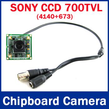 1/3 Sony 960H CCD Sensor effio-e 700TVL(4140+673), High-resolution  Board 3.6mm Lens CCTV Camera