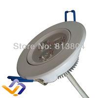 LED 3W AC85~265V white/warm white LED down Light LED Downlights LED Bulb Lights High quality