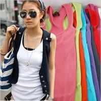 SALE Women tops and blouses 2014 new fashion women sexy tank top tee women casual t shirt sport vest tank  women clothing