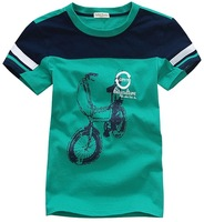 summer children kid fashion ajiduo brand cotton short sleeve masha and bear cartoon boys tee shirt polo t outerwearPDXZ01P23