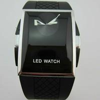 Free Shipping!New fashion LED watch, digital sports watch, couple watch men and women