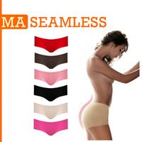 3278 5pcs/lot  Ultra-thin seamless panties underwear women sexy lingerie undies butt lift ladies pink calvin L XL XXL low waist