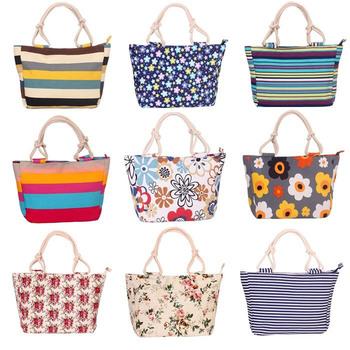 30 Designs!!! Big Size Canvas Women Handbag Fashion Womens Shoulder Bags Beach Makeup Party Tote bag (43*30*16cm) 2014 New