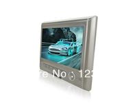 Headrest Tablet Monitor DVD support ATSC/CMMB Music playing IR audio transmission function USB/SD  FM audio transmit