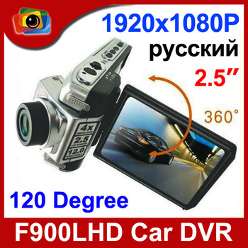 "Drop Free Shipping F900 HD 1080P DVR Car Camera F900LHD HDMI Night Vision 120 Degree Angle Vehicle Video Recorder 2.5"" LCD"