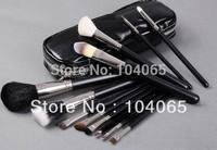 1 pcs/lot Free Shipping Cosmetic Brush 12 Professional Makeup Brush Set