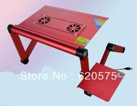 Складной стол Furniture No-Tool Foldable Solid Bamboo Laptop Desk