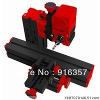 Express Shipping-- DIY Mini Lathe 6 in 1, only For Wood and Soft Metal, Best Multi - Function Kit For DIY model